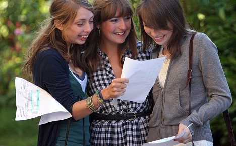 A-Level Evaluations Edge Down, As College Spots Climb