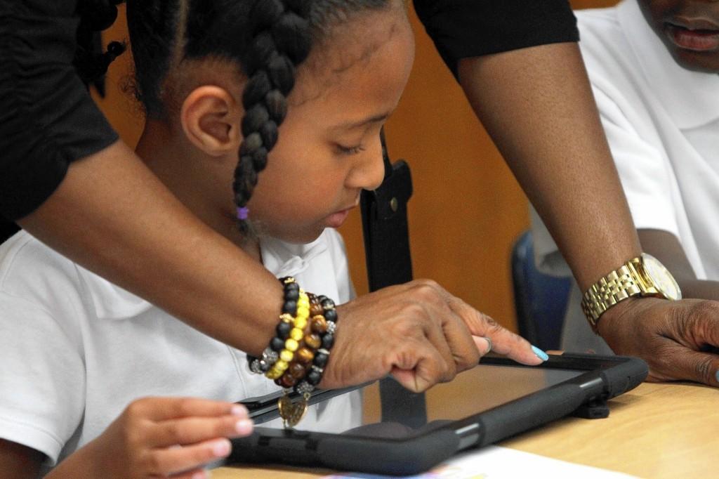 L.A. schools' iPads