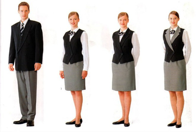 5 Reasons Customization Of Office Uniforms work