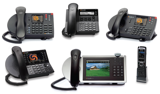 ShoreTel-400-and-Exec-Phones
