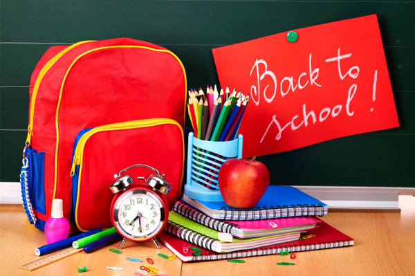 4 Must-Have Back To School Items For The Entire Family