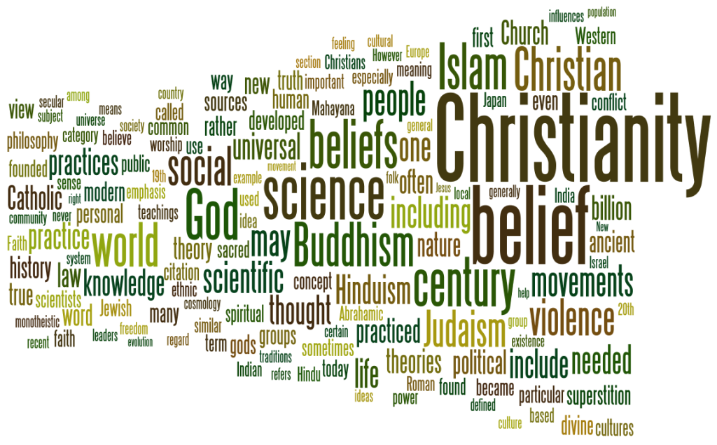 What To Do With Your Religious Studies Degree