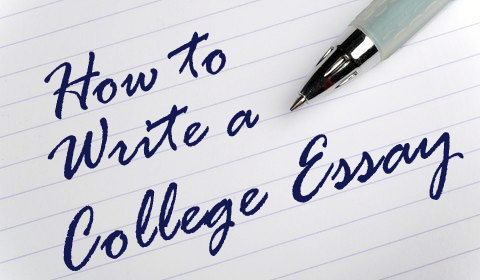 What are some tips on writing a college essay?