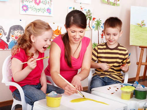 Professions In Child Care Management On The Rise