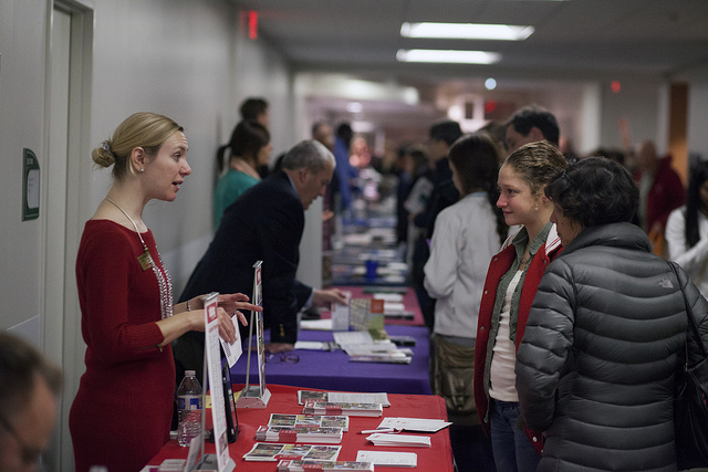 Tips To Live By When Presenting Your College At An Education Fair