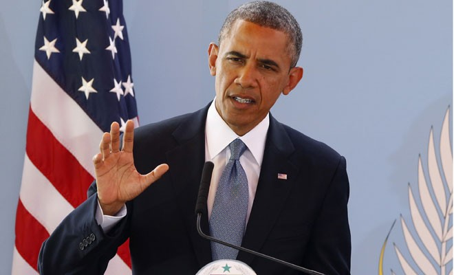 Obama Remarks On Keeping Black As Slave In Our Blood