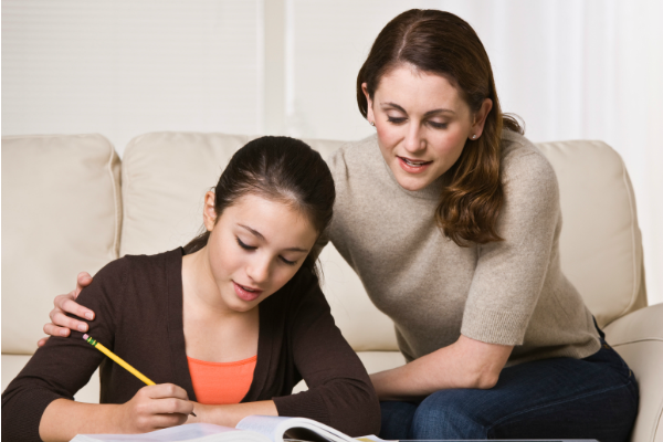 How To Help Your Kid Study For An Exam