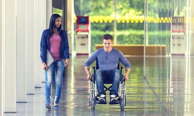Attending College With Disabilities