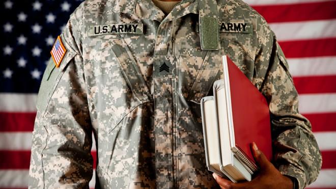 Veterans Transitioning Between Career Fields