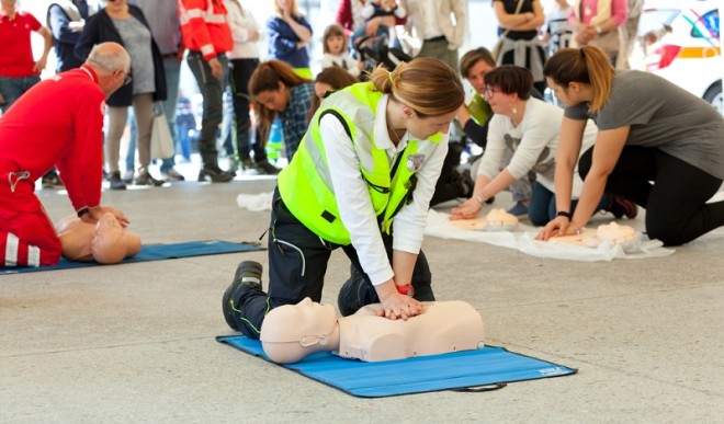 first aid course melbourne