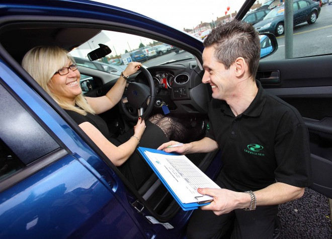 Taking Defensive Driving Lessons Markham