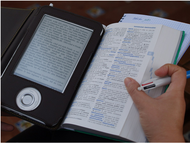 E-Book Reader and Their Functionalities