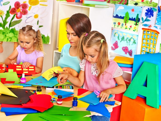 Benefits Children Receive From Nursery School