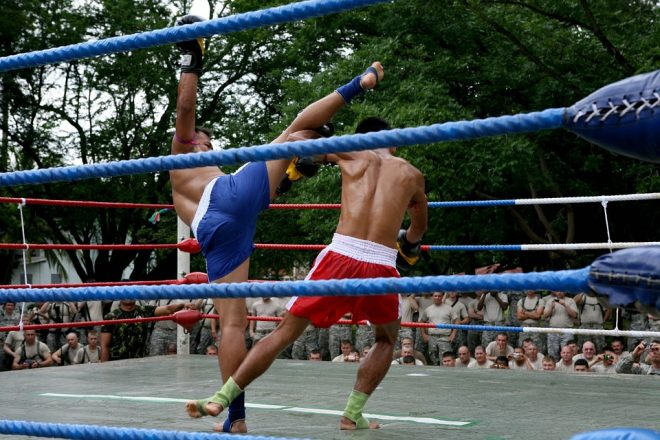 Muay Thai Course and Benefits