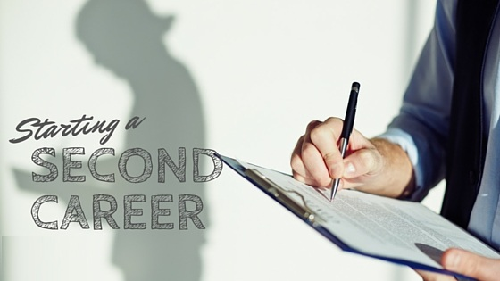 How To Prepare For The Transition In Starting A Second Career?