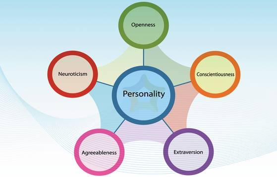 Identifying The Key Behavioural Traits With Online Personality Assessment
