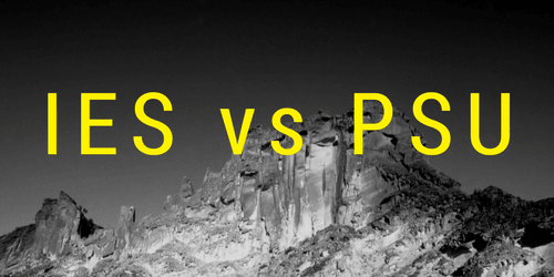 Read About PSU Vs. IES