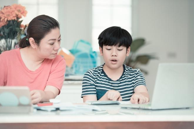 Effectively Tutoring Your Children