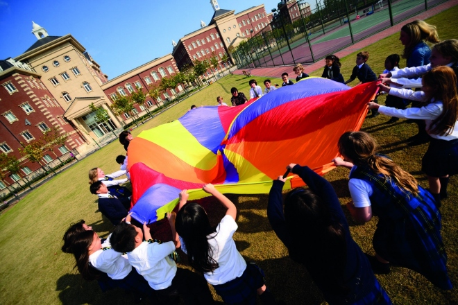 Wellington College Is The Good Kindergarten In Shanghai